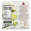 Atkins, Protein Meal Bar, Birthday Cake Bar, 5 Bars, 1.69 oz (48 g) Each