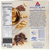 Atkins, Snack, Peanut Butter Fudge Crisp Bar, 5 Bars, 1.2 oz (35 g) Each