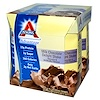 Atkins, Advantage, Milk Chocolate Delight Shake, 4 Shakes, 11 fl oz (325 ml) Each