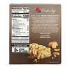 Atkins, Endulge, Barra de caramelo y maní, 5 barras, 1.2 oz (34 g) cada uno
