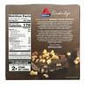 Atkins, Endulge, Brownie Fudge de Nutty, 5 barras, 1.41 oz (40 g) cada uno