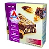Atkins, Endulge, Nutty Fudge Brownie, 5 Bars, 1.4 oz (40 g) Each