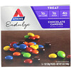 Atkins, Treat Endulge, 초콜릿 캔디, 5 팩, 각 1 oz (28 g)