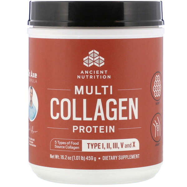 Multi Collagen Protein Powder, 1.01 lb (459 g)