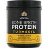 Dr. Axe / Ancient Nutrition, Bone Broth Protein, Turmeric, 1.01 lb (460 g)