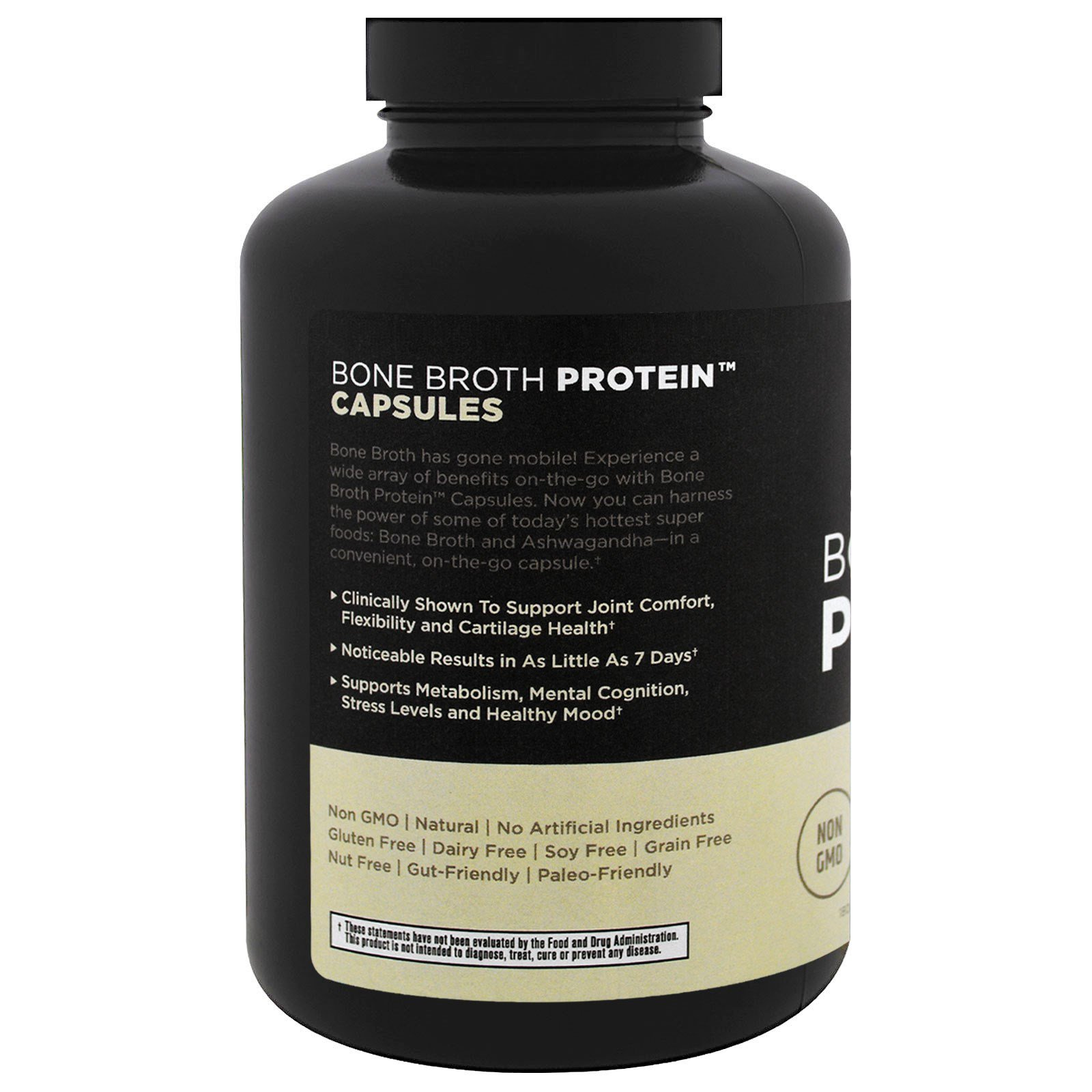 Dr axe ancient nutrition bone broth protein 180 for Dr axe fish oil