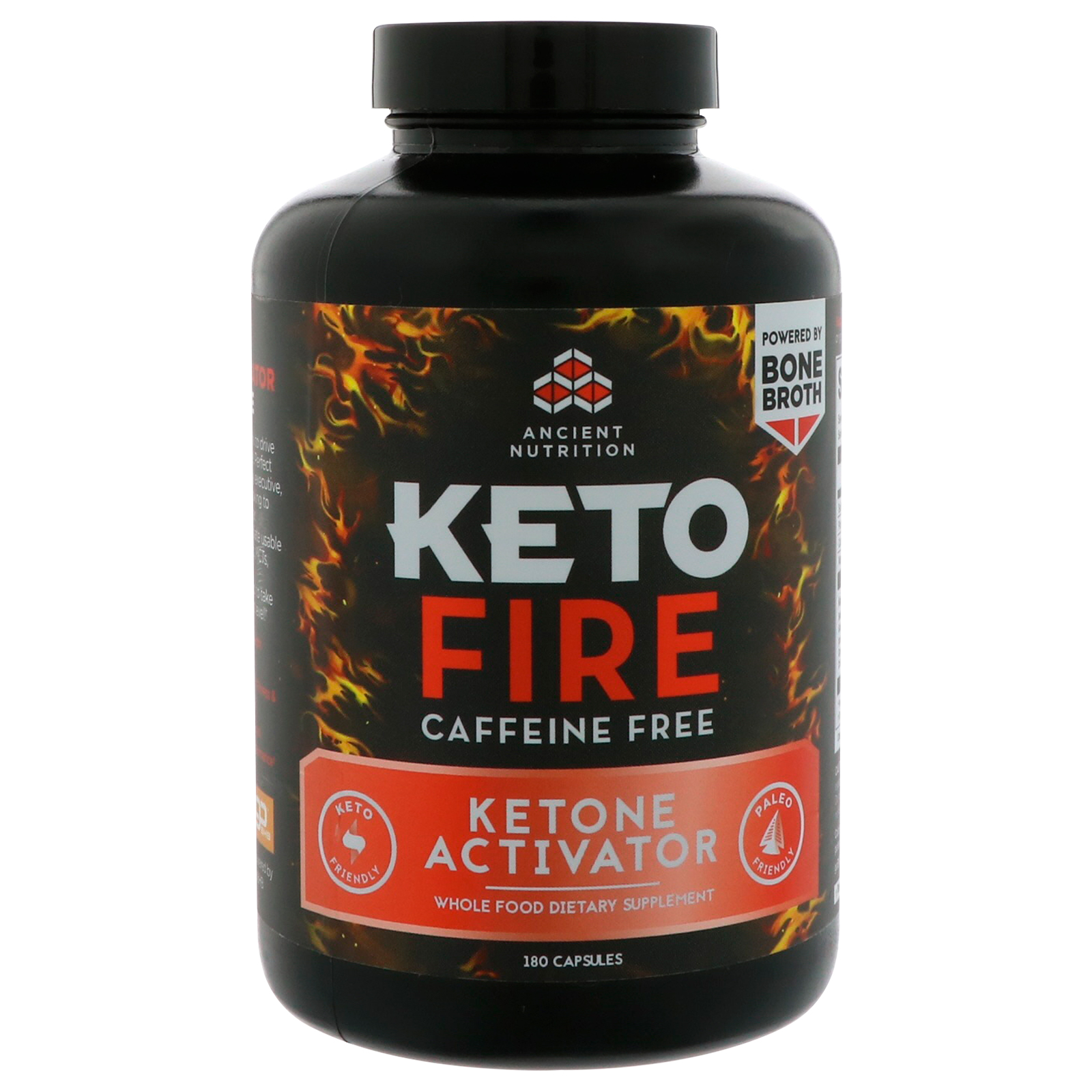 Dr axe ancient nutrition keto fire ketone activator for Dr axe fish oil