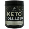 Dr. Axe / Ancient Nutrition, Keto Collagen, Collagen Protein + Coconut MCTs, 1.19 lbs (540 g)