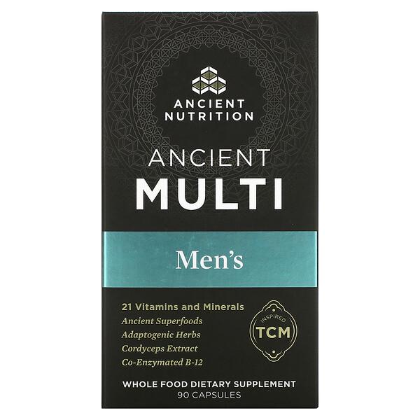 Ancient Multi, Men's, 90 Capsules