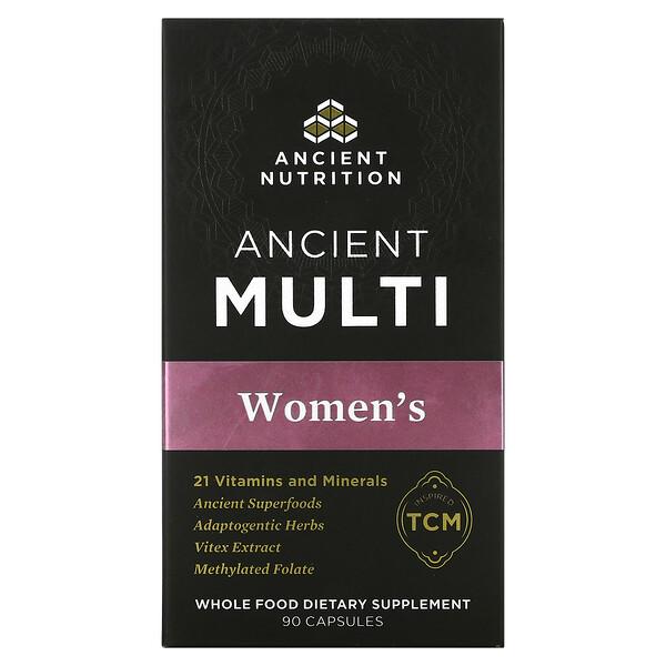 Ancient Multi, Women's, 90 Capsules
