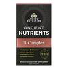 Dr. Axe / Ancient Nutrition, Ancient Nutrients, B-Complex, 60 Capsules