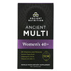 Dr. Axe / Ancient Nutrition, Ancient Multi, Women's 40+, 90 Capsules