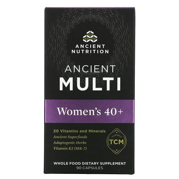 Ancient Multi, Women's 40+, 90 Capsules