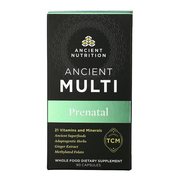 Ancient Multi, Prenatal, 90 Capsules