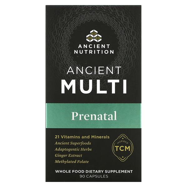 Ancient Multi,產前,90 粒膠囊