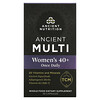 Dr. Axe / Ancient Nutrition, Ancient Multi, Women's 40+ Once Daily, 30 Capsules