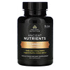 Dr. Axe / Ancient Nutrition, תוסף תזונה Ancient Nutrients, ויטמין C + פרוביוטיקה, 60 כמוסות