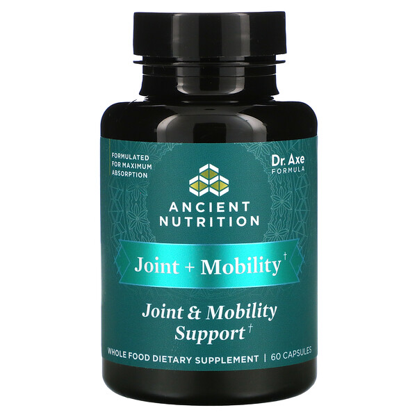 Joint + Mobility Support, 60 Capsules