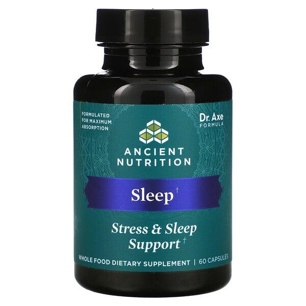 Sleep, Stress & Sleep Support, 60 Capsules