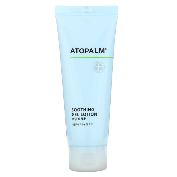 Atopalm, Soothing Gel Lotion, 4.0 fl oz (120 ml)