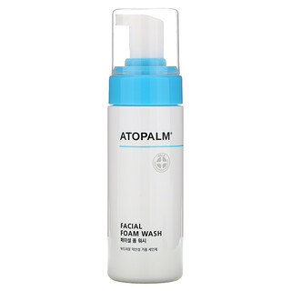 Atopalm, Facial Foam Wash, 5 fl oz (150 ml)