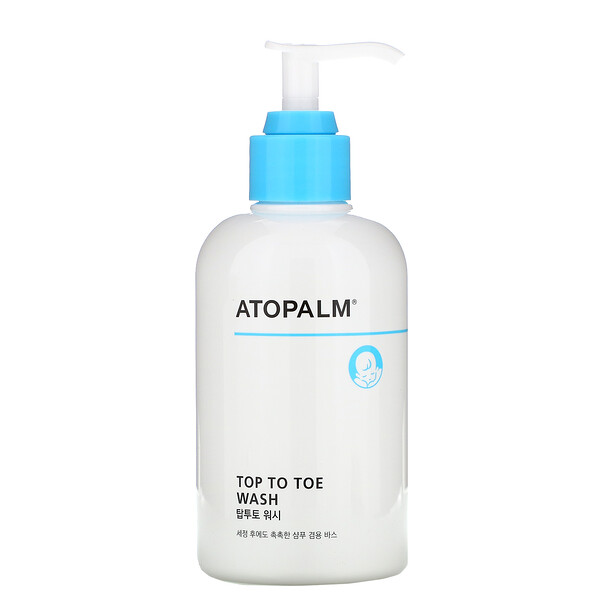 Top to Toe Wash, 10.1 fl oz (300 ml)