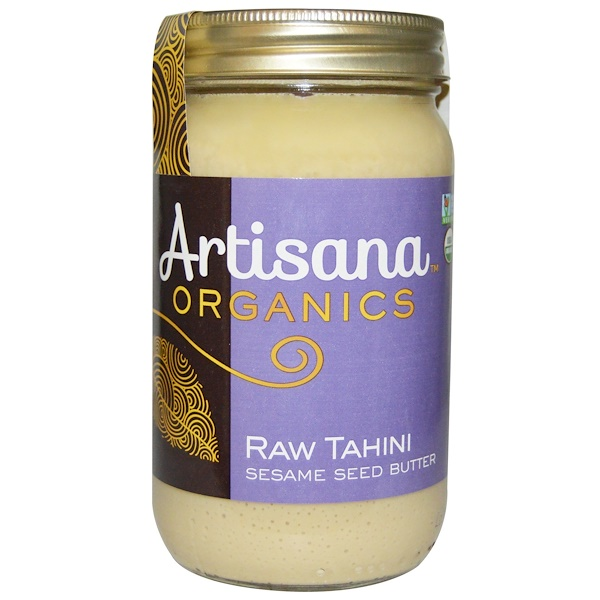 Artisana, Raw Tahini, Sesame Seed Butter, 16 oz (454 g) (Discontinued Item)