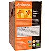 Artisana, Organics, Raw Cashew Nut Butter, 10 Packets, 1.06 oz (30.05 g) Each