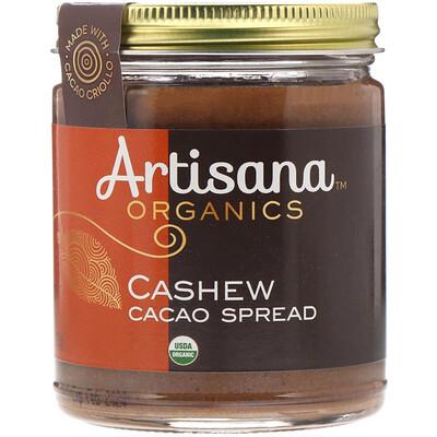 Artisana Спред с кешью и какао, 8 унций (227 г)