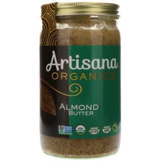 Artisana, Organics, Almond Butter, 14 oz (397 g)