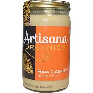 Artisana, Organic, Cashew Butter, 14 oz (397 g)