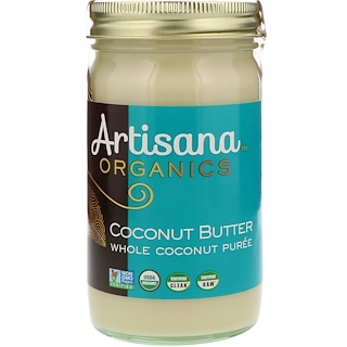 Artisana, Organics, Raw Coconut Butter, 14 oz (397 g)