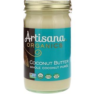 Artisana, Organics, Coconut Butter, 14 oz (397 g)