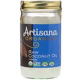 Отзывы о Artisana, Organics, сырое кокосовое масло, нерафинированное, 14 унций (414 г)