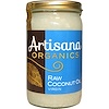 Artisana, Organics, Raw Coconut Oil, Virgin, 14 oz (414 g)