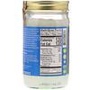 Artisana, Organics, Aceite de coco en bruto, Virgen, 14 oz (414 g)