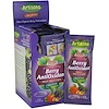 Artisana, Organic Berry Antioxidant Nut Butter, 20 Squeeze Packs, 0.5 oz (14.2 g) Each (Discontinued Item)