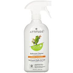 ATTITUDE, 浴室清潔劑,柑橘活力,27.1 液量盎司(800 毫升)