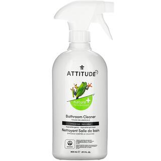 ATTITUDE, Bathroom Cleaner, Unscented, 27.1 fl oz ( 800 ml)