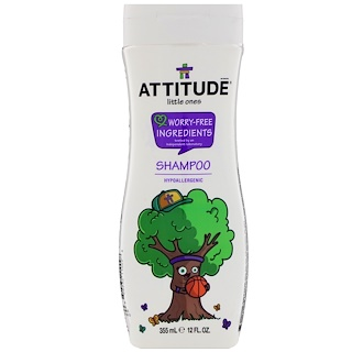ATTITUDE, Little Ones, Shampoo, 12 fl oz (355 ml)