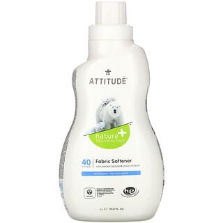 ATTITUDE, кондиционер для белья, с ароматом полевых цветов, 40загрузок, 1л (33,8жидк.унций)