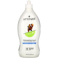 ATTITUDE, 洗潔精,芬芳野花香,23.7 液量盎司(700 毫升)