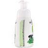 ATTITUDE, 発泡ハンドソープ, グリーンアップル&バジル, 10液量オンス(295 ml)