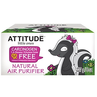 ATTITUDE, Little Ones, Natural Air Purifier, 8 oz (227 g)