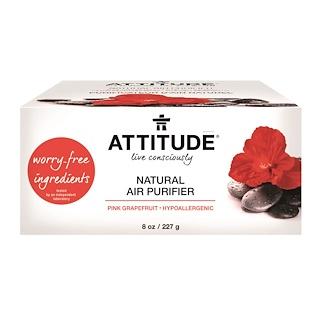 ATTITUDE, 天然空氣淨化劑,粉紅葡萄柚,8盎司(227克)