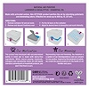 ATTITUDE, 天然空気洗浄器、ラベンダー/ユーカリ エッセンシャルオイル、8 oz (227 g)
