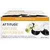 ATTITUDE, منقي طبيعي للهواء، فاكهة العاطفة، 8 أوقية (227 غرام)