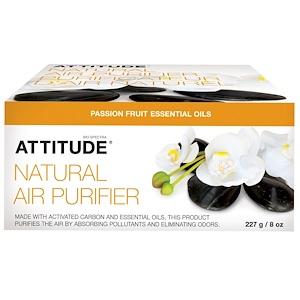 Аттитуде, Natural Air Purifier, Passion Fruit, 8 oz (227 g) отзывы покупателей
