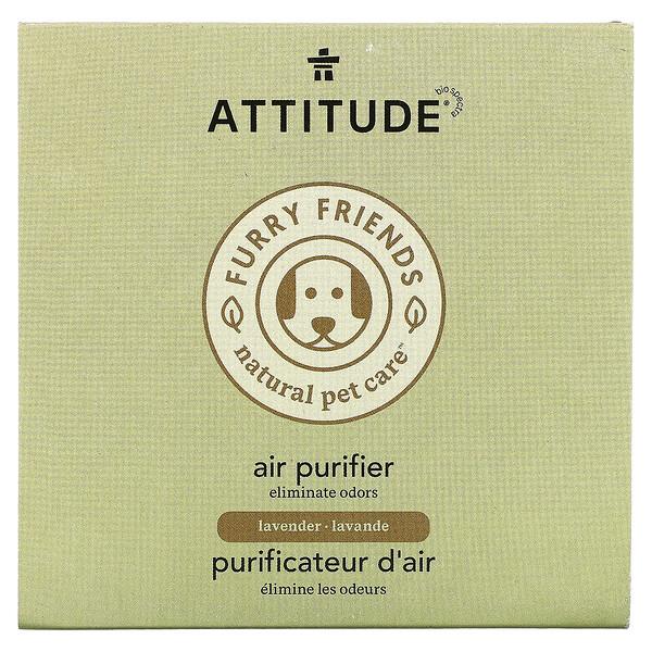 Furry Friends Natural Pet Care, Air Purifier, Lavender, 8 oz (227 g)