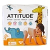 ATTITUDE, Diapers, Maxi, Size 4, 20-31 lbs (9-14 kg), 26 Diapers